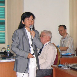 Tiến sĩ Phan Thị Công