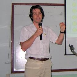 Michael Timothy Rose - Trung tâm cố định Nitơ SunFix, Trường Đại học Sydney, Australia