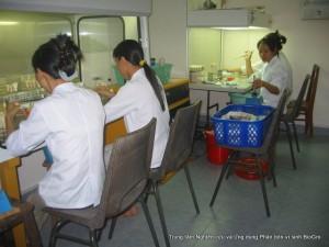 Nghiên cứu BioGro trong phòng thí nghiệm