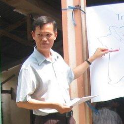 Ông Đặng Kiều Nhân - Viện phó Viện Nghiên cứu Phát triển ĐBSCL
